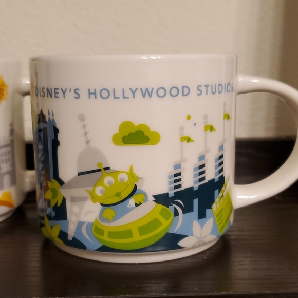 Starbucks Hollywood Studios YAH mug